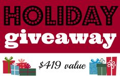 BIG Holiday Giveaway: Instant Pot 6-in-1 Pressure Cooker & 2 $50 Amazon Gift Cards ($419 value) http://www.20somethingallergies.com/big-holiday-giveaway-instant-pot-6-in-1-pressure-cooker-2-50-amazon-gift-cards-419-value