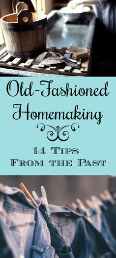Old-Fashioned Homemaking - 14 Tips From the Past - Life with Dee Cast Iron Kitchen Sinks, 1950s Housewife, Christian Homemaking, Money Saving Mom, Linen Spray, 1930s Fashion, Fashion Vintage, Victorian Fashion, Gothic Fashion