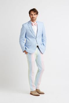 Vineyard Vines x Kentucky Derby collection. Not a fan of the facial hair