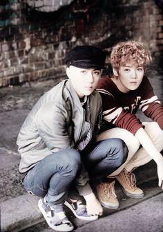 Sehun & Luhan ♥ #EXO