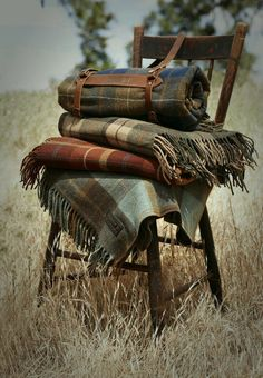 Rustic Pendleton Plaids- What Central Oregon home is complete without at least one Pendleton blanket? Rustic Pendleton Plaids- What Central Oregon home is complete without at least one Pendleton blanket? What A Nice Day, Pendleton Woolen Mills, Pendleton Blankets, Rustic Blankets, Country Blankets, Warm Blankets, Throw Blankets, Textiles, Back To Nature