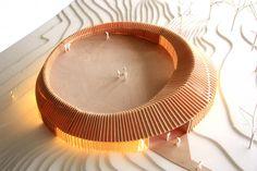 Gulating Museum Proposal, Leth & Gori. #museum #concept