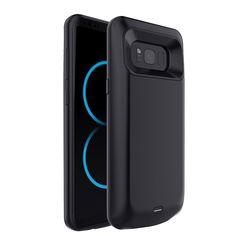 Samsung Galaxy S8 Plus 5500 Mah Battery Charging Case #PH-BCCRSAMS8L-BK