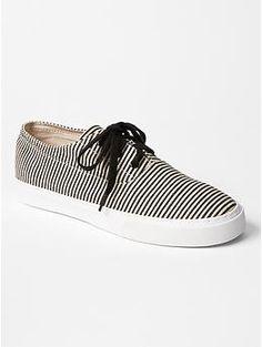 Stripe sneakers | Gap