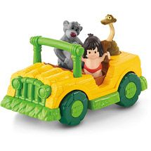 Fisher-Price Little People Disney Jungle Book Vehicle