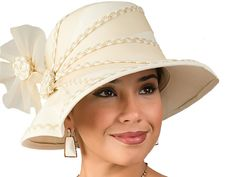 bbc1ae55cac Bibi Wool Felt Church Hat - All New Fall and Winter - Aztex Hat Company