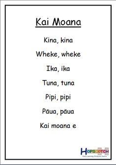 Songs For Toddlers, Kids Songs, Maori Songs, Toddler Circle Time, Preschool Songs, Preschool Ideas, Song Words, Baby Songs, Work Activities