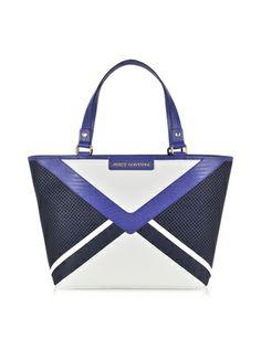 Juicy+Couture+Sophia+Shopper+de+Piel+Color+Block
