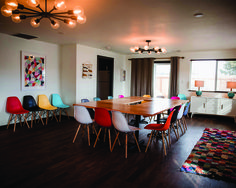 The Vintages Trailer Resort Opens New, Intimate Meeting Venue Oregon Wine Country, Meeting Venue, Kitchenette, Summer 2016, Events, Vintage, Furniture, Home Decor, Happenings