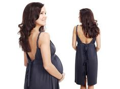 birthing gown