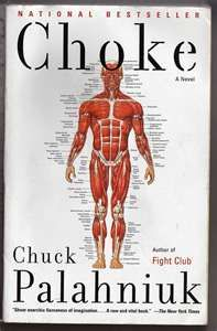 I take that back- Hunter S. Thompson IS my favorite journalist AND published my favorite book (Fear and Loathing), but Choke is a close second.  Palahniuk IS my favorite author.