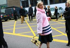 The Best of Street Style from Fashion Week FW14