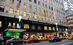 Day 2 - Bloomingsdale's: american department store. (Part.3)