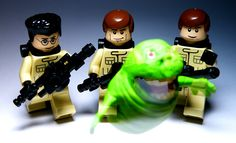 """""""They ain't afraid of no ghost!"""" by smokebelch"""