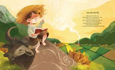 Another picture book project published this year! Please enjoy!