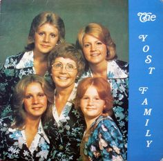 Any resemblance between the Yost family's clothing and their upholstered home furnishings is strictly coincidental.