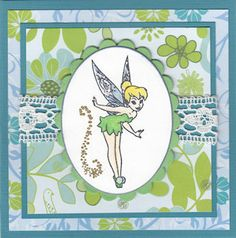 TinkerBell - tink clear stamps dtcs