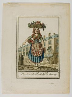 """Marchande de Fruits de Bordeaux""  http://collections-musees.bordeaux.fr/ow4/maq/images/63-88-121-5584.JPG"