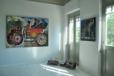 "04/2014, ""Art is DLife"" #groupexhibition, e-gallery DL Fine Arts, Art Showroom Porta, Restaurant Kuzina, curator: Dimitra Limniati, photography by Kelly Vardaka #mariannakatsoulidi (http://www.dlfineartsgallery.com/exhibit/exhibitions/8ALCBSBa_XWvIw)"