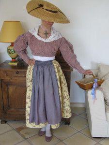 Costume Français, Costumes, Creation Couture, Saints, Creations, Two Piece Skirt Set, Seasons, Lavender, Dresses