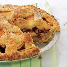 Everyone will be tempted by these five sweet treats that are, well, easy as pie!