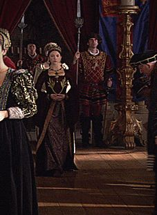 """""""I sometimes wish that all Spaniards were at the bottom of the sea!"""" - Anne Boleyn"""