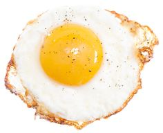 A recipe for Greek-style fried eggs, which use plenty of olive oil! Cookbook Recipes, Egg Recipes, Brunch Recipes, Breakfast Recipes, Greek Recipes, Diet Recipes, Famous French Dishes, Best Oil For Frying, Greek Cookbook