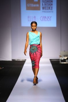 GTBank Lagos Fashion & Design Week 2014 Ella & Gabby - Bellanaija - October2014004