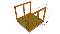 This step by step woodworking project is about insulated dog house plans free. Building a dog house with insulation will protect your pet from cold during the winter. Insulation Sheets, Rigid Foam Insulation, Floor Insulation, Dog House Plans Insulated, Outside Dog Houses, Woodworking Plans, Woodworking Projects, Build A Dog House, Long Walls