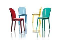 MAGIS Murano Vanity Chair (Stefano Giovannoni)
