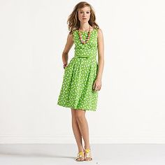 This is how you #ridecolorfully -- bright green dress sure to catch some glances! #katespade #vespa