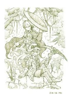Made in Abyss Lyza and Ozen by TaichiNishi