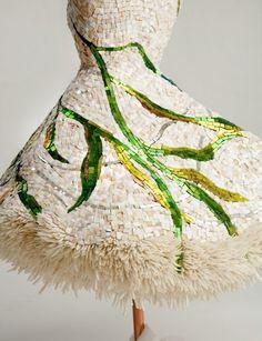 Mosaic dress