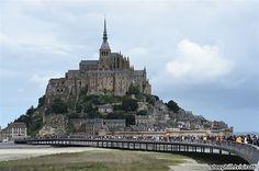 2016 2/7 rit 1 Mont Saint-Michel