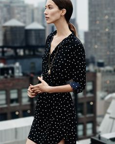 Ann Taylor's Summer Nights—There's something about the city in August.