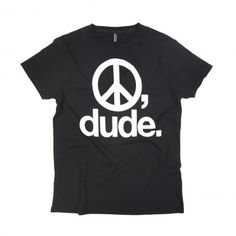 Sixpack France - Peace Dude Black