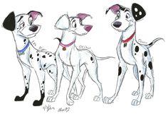 102+Dalmatians+Grown-Up+Pups+by+NY-Stray.deviantart.com+on+@deviantART
