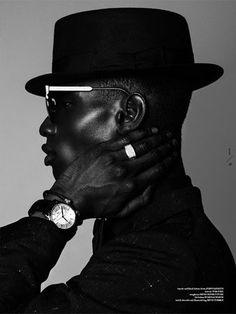 mtfrules: Adonis Bosso - VEOIR Magazine photos by Idris & Tony #BlackandWhite #photography #BlackAndWhitePhotos