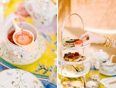 Reminisce with the girls over tea at Bella Vista on Friday's and Saturday's