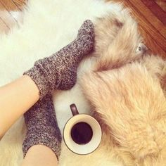 cosy winter nights in..
