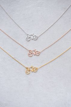 Lovoda - Bicycle Necklace, $15.00 (http://www.lovoda.com/bicycle-necklace/)