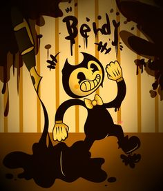 Bendy And The Ink Machine by superfrancy77 on DeviantArt