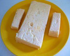 Mañana, pastel de palitos de mar (apto para la dieta Dukan)