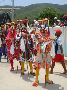 Diablos danzantes de Chuao