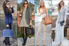 What to Wear with Blazer for All Different Occasions | gorgeautiful.com