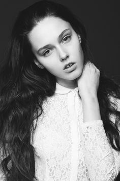 Justyna F. :: Newfaces – Models.com's Model of the Week and Daily Duo