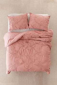 Shop Lumi Floral Roping Duvet Cover at Urban Outfitters today. We carry all the latest styles, colors and brands for you to choose from right here. Twin Xl Bedding, Best Bedding Sets, Grey Bedding, Luxury Bedding Sets, Linen Bedding, Bed Linens, Comforter Sets, Rustic Bedding, Ruffle Bedding