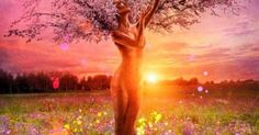A woman's strength if grounded by faith will lead to spiritual growth and inner peace. | Strength | Pinterest | Beautiful, Beltane and Nature