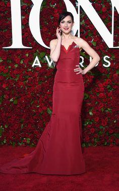 Lena Hall attends the 2016 Tony Awards on June 12, 2016