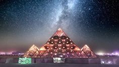 The Burning Man time lapse to end all burning man time lapses !!!!! AHHHHHH    Seven minutes. It's not often we run across a time-lapse that lasts seven minutes, and even less often we actually watch the whole thing, slack-jawed, from